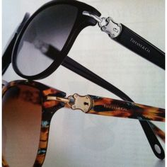 4a634d37b216 I don t want to know how much these Tiffany sunglasses cost but I love them!