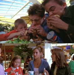 Malcolm in the middle. Lol having boys vs girls (when Lois thinks about whether she wants the baby to be a boy or a girl) lol Tv Funny, Tv Shows Funny, Funny Stuff, Hilarious, The Middle Tv Show, Malcolm, My Name Is Earl, Frankie Muniz, Boys Vs Girls