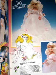 Pedigree Brochure 1986 | Sindy (and others!) in a Magazine