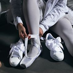 These Ballet Sneakers Are The Next Big Thing