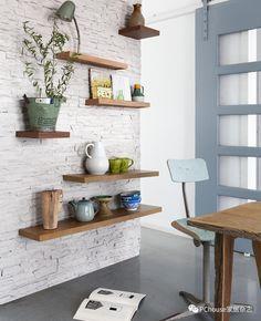 「牆壁 裝飾 木櫃」的圖片搜尋結果