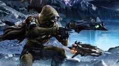 Destiny: The Taken King Multiplayer Gameplay - IGN Live 2015 . Ps4, Playstation, Xbox 360, Destiny The Taken King, Destiny Gif, Destiny Hunter, House Of Wolves, Hand Cannon, New Video Games