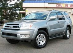Used Toyota 4Runner Limited V8 For Sale in Washington — $12995