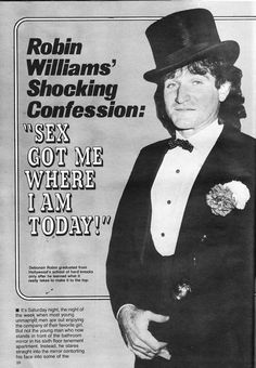 Robin Williams TV Picture Life magazine 1979 Elvis