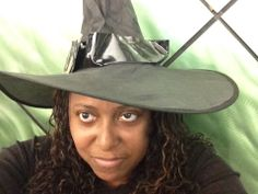 Dr. Cherie Ann Turpin, Halloween 2013: Witchy Eyes