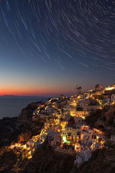 The stars above us by Nikola Totuhov on 500px