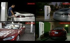 Tesla unveils a CHAdeMO adapter (50kW) for the Model S | Fast-charging is one of the killer apps, so to speak, for the electric car. Not because you need it all the time; most people will charge at home, overnight, on the vast majority of days. But once in a blue moon, when you need it for a special trip or when an unforeseen circumstance forces you to, it's great to have.