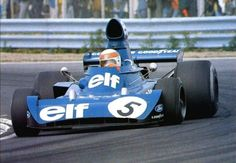 Jackie Stewart at Watkins Glen. Not my picture but I have an autograph Jackie Stewart, F1 Racing, Racing Team, Vintage Racing, Vintage Cars, Blue Meanie, Michele Alboreto, Jody Scheckter, F1 Motor