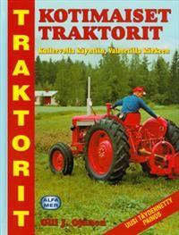 Kotimaiset traktorit