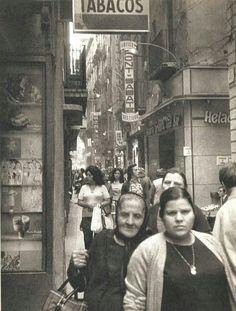 C/ Boqueria 1974. F. Català-Roca