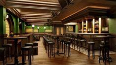 Interiors of Irish Pubs | Disney Fantasy Image Courtesy of Disney Cruise Lines