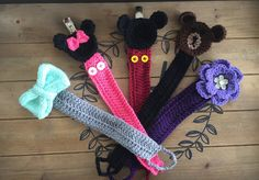 Baby pacifier holder, Baby pacifier clips by NellysKnitBoutique on Etsy Pacifier Clips, Pacifier Holder, Halloween Sale, Fall Halloween, Knitted Coffee Sleeve, Cable Knit Hat, Fingerless Mittens, Fur Pom Pom, Baby Accessories