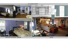 Hazel's Bedroom