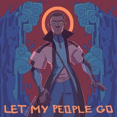отпустите мой народ блять  By: Marshall Migraine