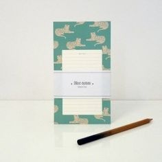Bloc Notes Jungle