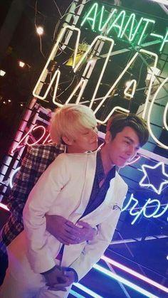 Favourite bromance in Super Junior! HeeHae!