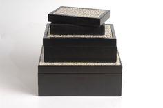 Ostrich Shell Mosaic box | Giftware | ASHANTI Mosaic, Shells, Decorative Boxes, Home Decor, Conch Shells, Decoration Home, Room Decor, Clams, Seashells