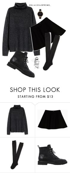 """It gets cold in winter"" by lauren-pearson444 ❤ liked on Polyvore featuring H&M, Max&Co., Aéropostale, Giuseppe Zanotti and Olivia Burton"