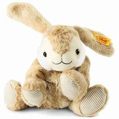 Floppy Hoppel Rabbit Heat Cushion from #Steiff (Perfect for Easter Baskets!)