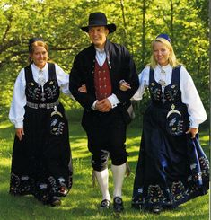 Hello all, Today I will try to cover all of Norway. Norway has many beautiful costumes, and the folk costume culture is alive and we. Norwegian Clothing, Beautiful Costumes, Folk Costume, Norway, Folk Art, Culture, Embroidery, Clothes, Dresses
