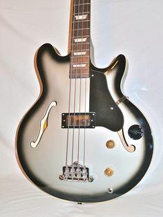 Indian Creek Guitars - Epiphone Limited Edition Jack Casady Electric Bass Guitar - Silverburst,  (http://www.indiancreekguitars.com/epiphone-limited-edition-jack-casady-electric-bass-guitar-silverburst/)