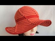 Uploads from Crochet your life - YouTube Winter Hats, Crochet Hats, Youtube, Life, Fashion, Bottle Crafts, Sombreros, Caps Hats, Tejidos