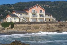 The Tides Inn, Shelter Cove, CA (possibly for honeymoon)