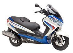 Suzuki Burgman R125