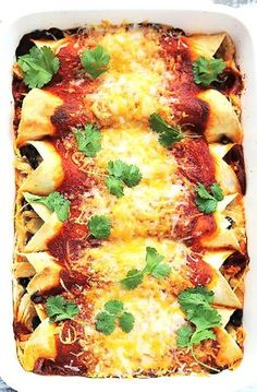 Low FODMAP Recipe and Gluten Free Recipe - Chicken enchiladas http://www.ibs-health.com/low_fodmap_chicken_enchiladas.html