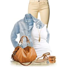A Simple Classic by cynthia335 on Polyvore