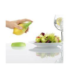 Lemon or Lime Citrus Sprayer ~ 40 GENIUS Kitchen Gadgets