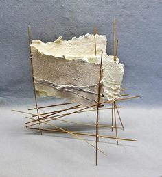 "Joan Iversen Goswell: ""Stick Book"""