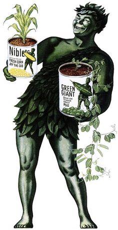 Ho Ho Ho, Green Giant