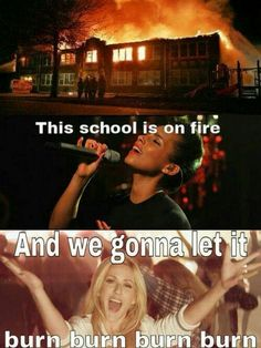 My favourite school song