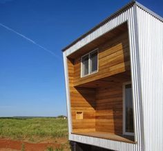 Sustainable Cabin by Urs Peter Flückiger and Texas Tech - Small Spaces Addiction