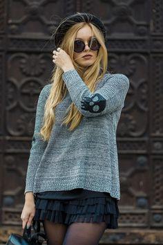 Marcherry: New Round Fashion Designer Womens Sunglasses 8692