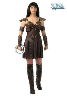 British Fashion Bug Costumes Womens Plus Size Womens Xena Fancy dress costume  sc 1 st  Pinterest & Special Use: Costumes Gender: Women Material: Polyester Components ...