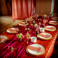 Stem Fabulous Parties Start Here Moroccan Dinner Party