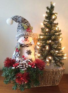 Cute Christmas Ideas, Easy Christmas Decorations, Christmas Centerpieces, Simple Christmas, Christmas Hanukkah, Christmas Art, Christmas Projects, Holiday Crafts, Christmas Wreaths