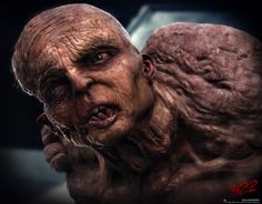 300 Rise of an Empire - Ephialtes the Hunchback by Luca Nemolato | Design | 3D | CGSociety