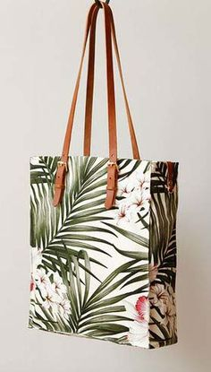 Presidio Tote (Available in 4 different colors)