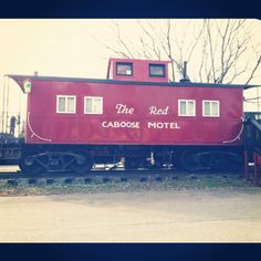 Red Caboose Motel, Lancaster, PA