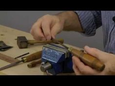How to Repair a Crack in your Carving - YouTube