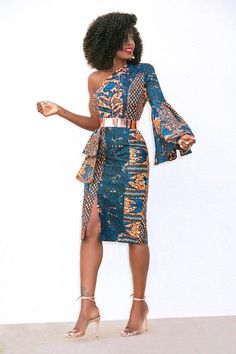 African fashion for men has come a long way. Today, we have a wide selection of amazing African clothing for men that are available in different designs, colors, styles, and fabrics. African Fashion Ankara, Latest African Fashion Dresses, African Print Fashion, Fashion Prints, Nigerian Fashion, Short African Dresses, African Print Dresses, African Prints, African Dress Styles