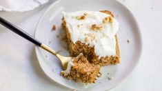 Easy Carrot Cake Recipe Easy Carrot Cake, Best Tuna Salad Recipe, Carrot Pudding, Delish Cakes, Food Should Taste Good, Espresso Cake, Oatmeal Toppings, Peanut Butter Truffles, Cake Mix Recipes
