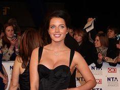 Helen Flanagan - girlfriend of former Swansea City player Scott Sinclair