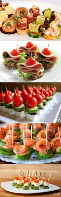 povar.ru Snacks Für Party, Appetizers For Party, Brunch Recipes, Appetizer Recipes, Party Food Platters, Good Food, Yummy Food, Food Garnishes, Food Humor