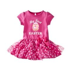 What an Adorable Easter Dress!