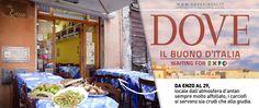 Da Enzo 29 - Trastevere - Via dei Vascellari 29, 00153 Rome, Italy +39 06 581 2260