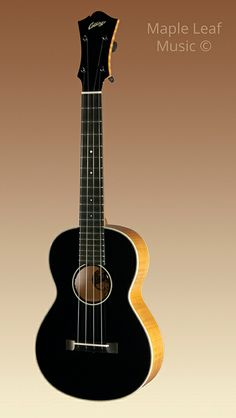 Collings BlackFace UT2M Ukulele